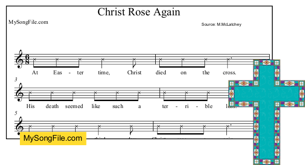 Christ Rose Again