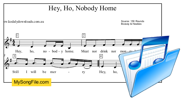 how to sing ho hey