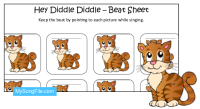 Hey Diddle Diddle (Beat Sheet Colour)