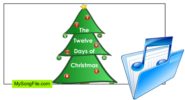 Twelve Days of Christmas (Singing Story)