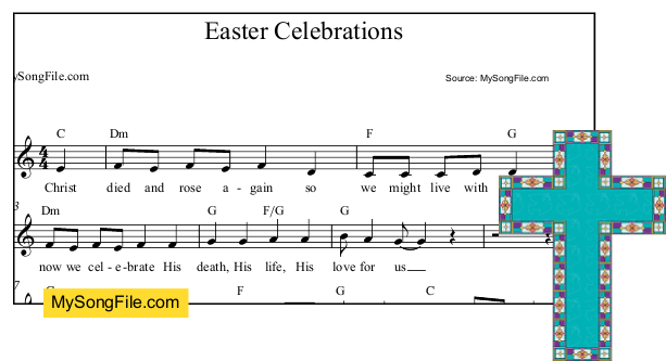 an analysis of the nonreligious celebrations of easter However 7 reasons why a christian can celebrate halloween aligned with pagan celebrations should we kick those of easter and christmas non religious celebrations of easter should be done.