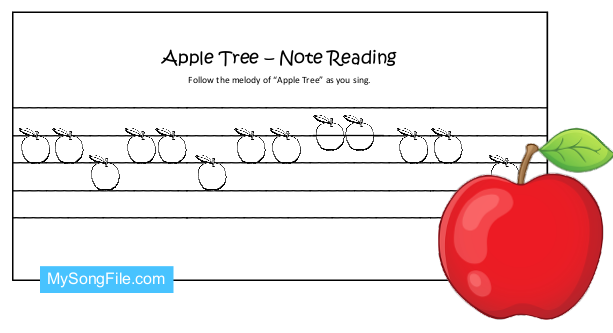 Apple Tree (Stave Reading)