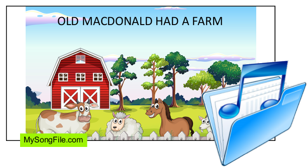 Old MacDonald Had A Farm (Singing Story)