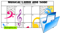 Musical Climb and Slide (Dynamics)