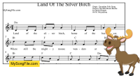 Land Of The Silver Birch (2-4)