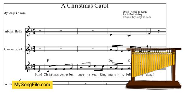 Christmas Carols and Worksheets