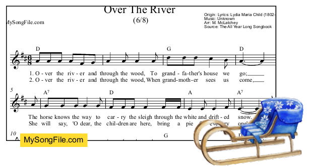 Over The River (6-8)