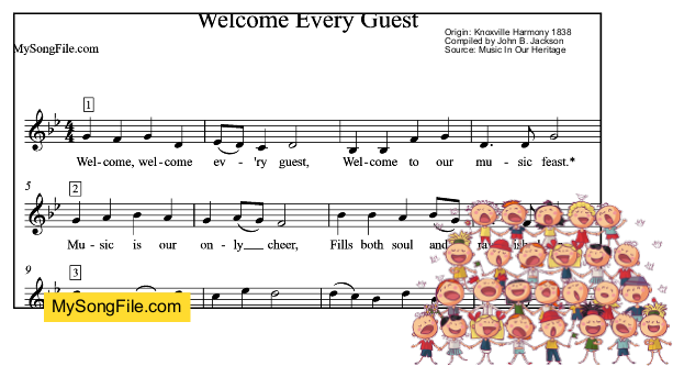 Welcome Every Guest