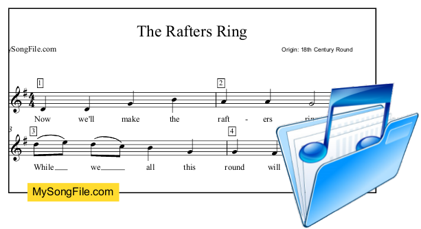 The Rafters Ring
